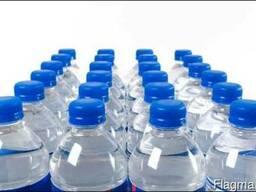 Бутылка Пластиковая - 0.5; 1; 1.5; 2; 3; и 5литров
