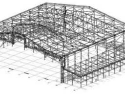 Быстровозводимые сборно- разборные здания и металлоконструци