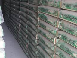 Цемент ПЦ 400 Д20 валом, бумажных мешках. Бетон всех марок.