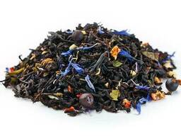 """Чай чёрный ароматизированный """"Таёжный"""" 0,5кг."""