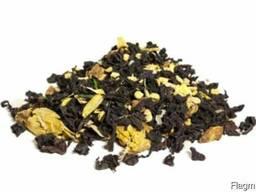 """Черный детокс чай """"Сладкий имбирь"""" 0, 5кг."""
