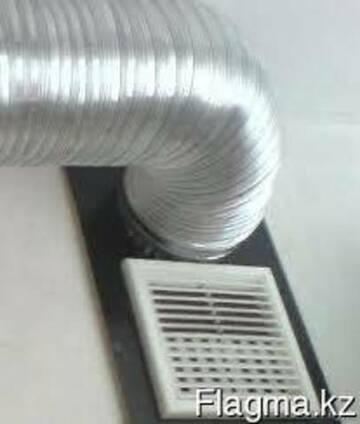 Чистка, обслуживание вентиляции