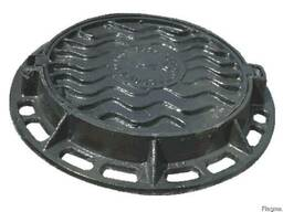 Чугунные люки канализационные ГОСТ 3634-99