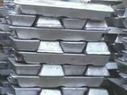 Чушка алюминиевая А8