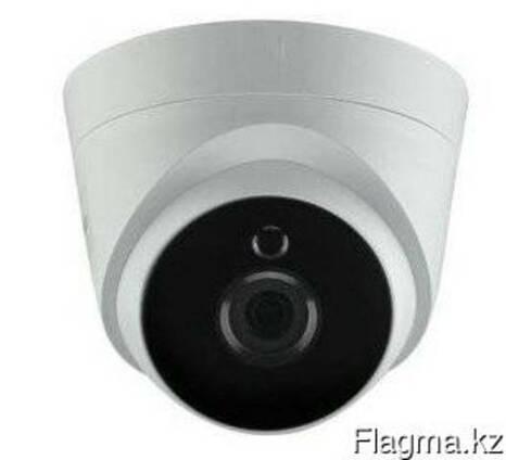 Цифровая IP купольная камера - 2.0 mpx - объектив 2.8mm