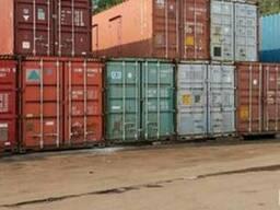 Cклад контейнер 30 кв.м. за 15000 тенге Рыскулова Софья К.