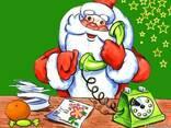 Дед Мороз и Снегурочка на дом Алматы - фото 2