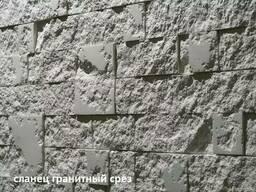 """Декоративный камень """"Гранитный срез"""""""
