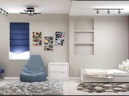 Делаем дизайн интерьеров и ремонт под ключ с мебелью! Всем!