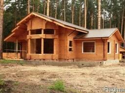 Деревянные дома из клееного бруса, финские дома - фото 4