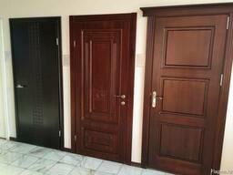 Деревянные щитовые двери