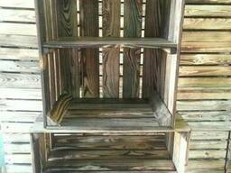 Деревянные ящики - фото 3