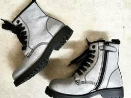Детская кожаная обувь оптом из Италии