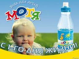 """Детская вода """"Мотя"""""""