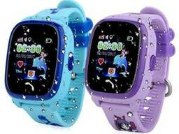 Детские GPS часы GW400