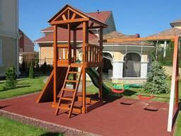 Детские игровые комплексы из Европы - фото 2