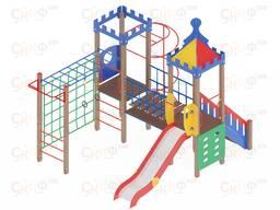 Детский игровой комплекс ДИК 1905 «Волшебный город»