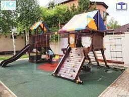 Детский игровой комплекс (площадка) в Астане и по РК. 13-14