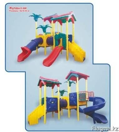 Детское игровое оборудование.
