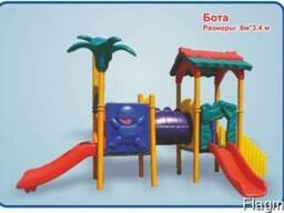 Детское игровое оборудование. - фото 3