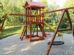 Детское игровое оборудование - фото 3