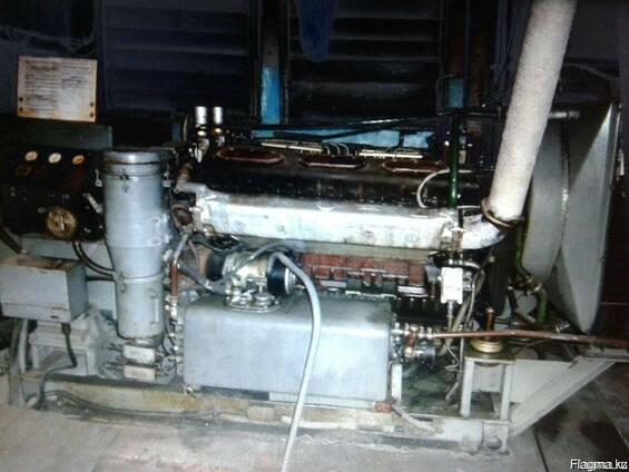 ЭлектростанцияДГА-48
