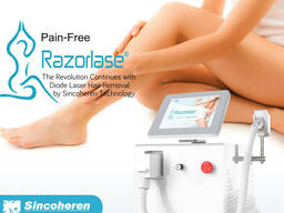 Диодный лазер для удаления волос Razorlase Mini SIncoheren