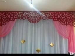 Дизайн и пошив штор, чехлов, скатертей