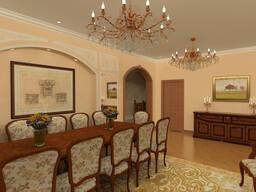 Дизайн интерьер квартир и коттеджей в Алматы