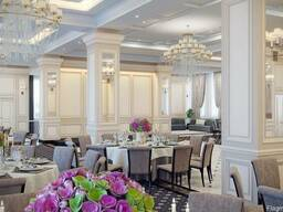 Дизайн интерьера общественных помещений, ресторанов, офисов. - фото 3