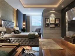 Дизайн проекты интерьера квартир, котеджей, ландшафта, 3D