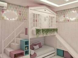 Дизайнерская мебель для детской комнаты