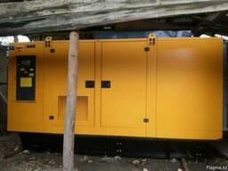 Дизель генератор 180 кВт