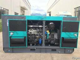 Дизель генератор Genset Machinery G140