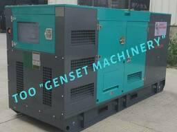 Дизель генераторы от 110 до 300 Квт