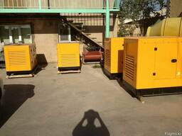 Дизельная электростанция HYLUX 500кВт 625 кВа закрытый