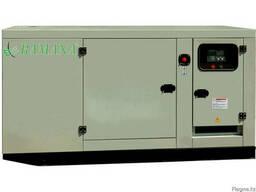 Дизельный генератор ramana 24 квт в кожухе с авр