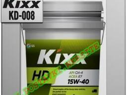 Дизельное моторное масло kixx hd ch-4 арт. : kd-008 (купить