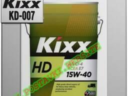 Дизельное моторное масло kixx hd ci-4 арт. : kd-007 (купить