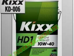 Дизельное моторное масло kixx hd1 арт. : kd-006 (купить в н