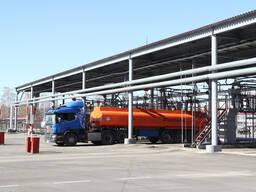 Дизельное топливо и бензин в Атырау
