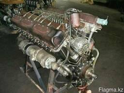 Дизельный двигатель 1Д12.