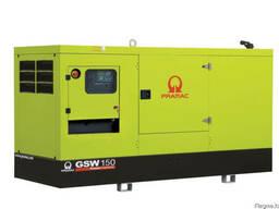 Аренда генератора 100 кВт на дизеле (пр-во Италия)