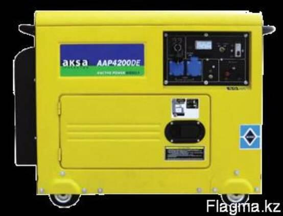 Дизельный генератор AAP-4200 DE 4.2кВт