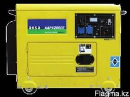 Дизельный генератор AAP-4200 DE 4. 2кВт
