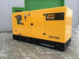 Дизельный генератор ADD150R 100кВт/125кВА