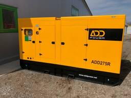 Дизельный генератор ADD200R POWER -165кВт с АВР