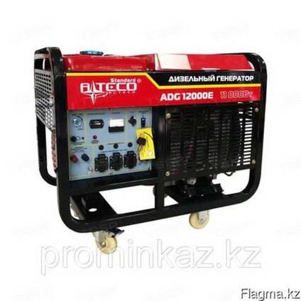 Дизельный генератор Alteco Adg 12000 E (L) - 11квт