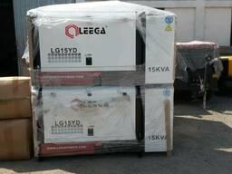 Дизельный генератор LG15YD в кожухе с АВР