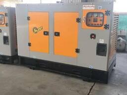 Дизельный генератор на 30 квт(STC-30)
